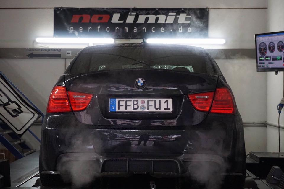 BMW E90 335i Turbo Tuning 8 606PS & 878NM BMW E90 335i by Einz A Performance