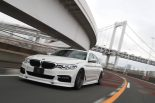 BMW G30 5er Series Bodykit Tuning 3D Design 10 155x103 BMW G30 5er Series mit Bodykit vom Tuner 3D Design