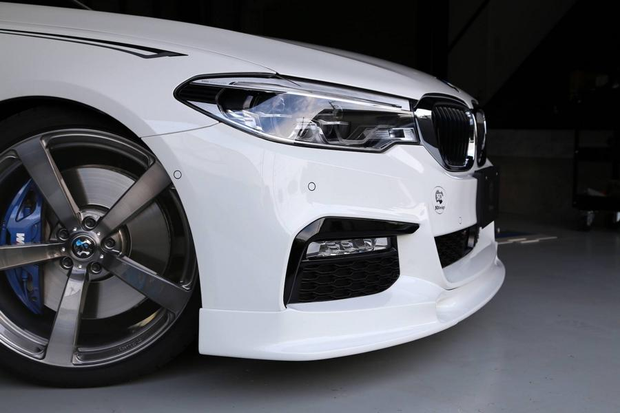 BMW G30 5er Series Bodykit Tuning 3D Design 11 BMW G30 5er Series mit Bodykit vom Tuner 3D Design