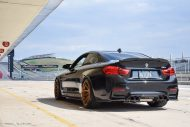 BMW M4 F82 Avant Garde M621 Tuning Copper 1 190x127 Avant Garde Wheels M621 Felgen am Facelift BMW M4 Coupe