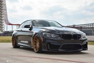 BMW M4 F82 Avant Garde M621 Tuning Copper 3 190x127 Avant Garde Wheels M621 Felgen am Facelift BMW M4 Coupe