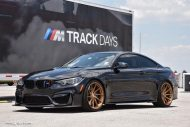 BMW M4 F82 Avant Garde M621 Tuning Copper 4 190x127 Avant Garde Wheels M621 Felgen am Facelift BMW M4 Coupe