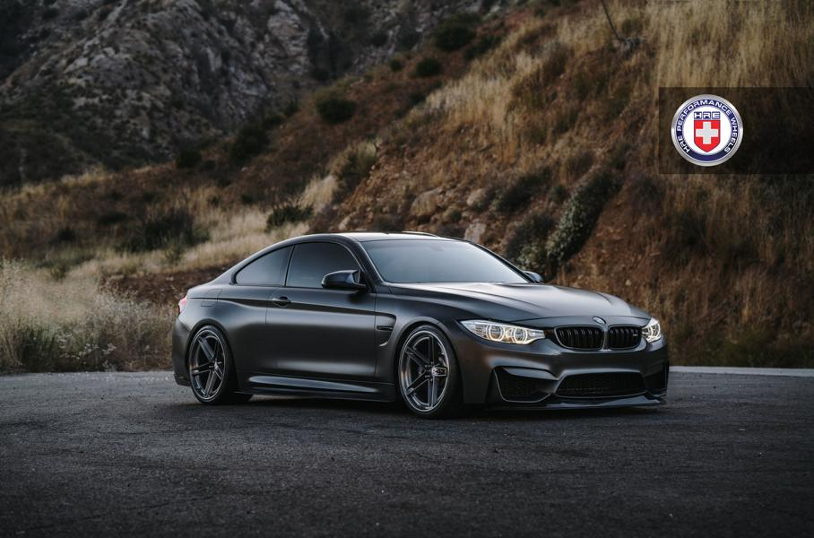 20 pouces hre g code alu noir mat bmw m4 magazine. Black Bedroom Furniture Sets. Home Design Ideas