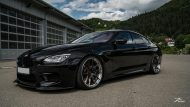 BMW M6 GranCoup%C3%A9 Tuning ZP.FORGED 4 Felgen 4 190x107 Elegantes BMW M6 GranCoupé auf ZP.FORGED 4 Felgen