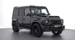 Brabus 900 Mercedes G Klasse G65 AMG Tuning 2017 2 310x165 Doppelt gut   BRABUS Mercedes S 63 4MATIC & Maybach S 650