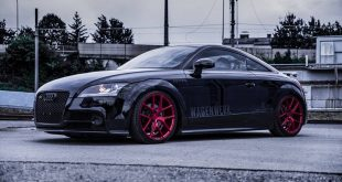 Candyrot 19 Zoll ZP.NINE Tuning Audi TT 7 310x165 Dezent   Z Performance ZP2.1 Wheels am BMW F20 M140i