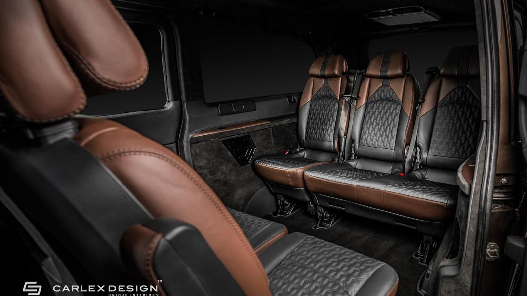 Carlex design mercedes viano interieur tuning 13 for Interieur tuning