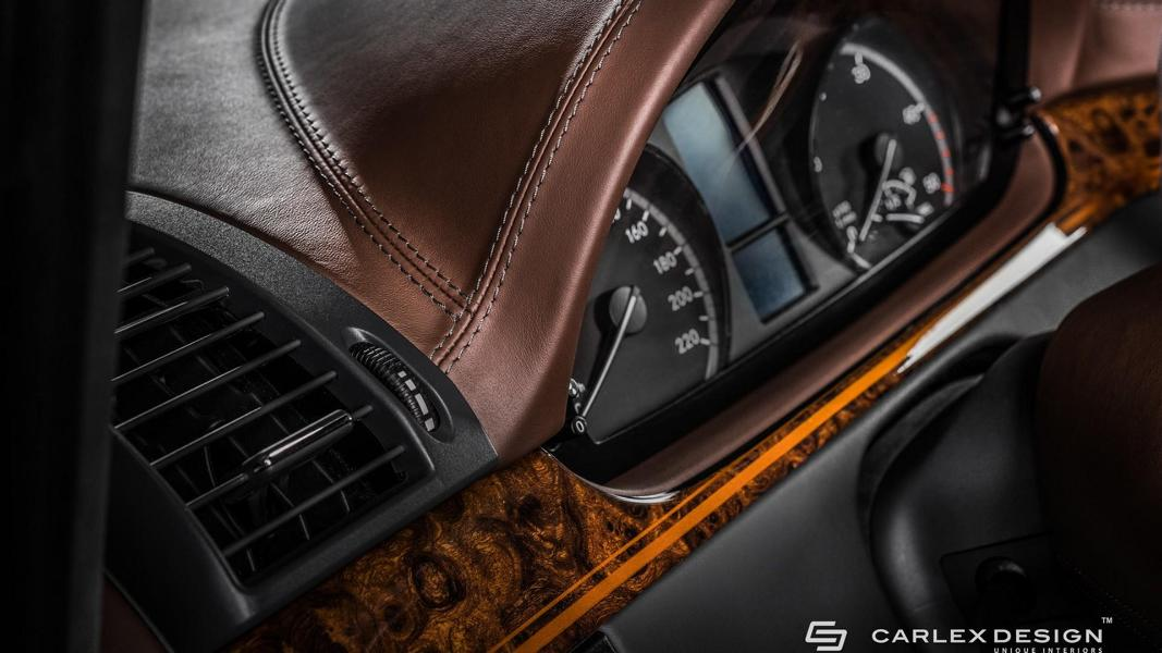 Luxury truck carlex design interior in the mercedes for Bj custom designs