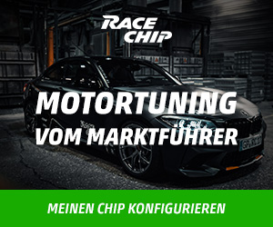 Chiptuning RaceChip Vision: Chrysler 300 SRT im Low Hellcat Look!