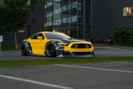 Clinched Carbon Widebody Ford Mustang GT Tuning 2017 1 190x127 Mehr geht nicht   Clinched Widebody Ford Mustang GT