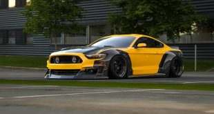 Clinched Carbon Widebody Ford Mustang GT Tuning 2017 3 310x165 Mehr geht nicht   Clinched Widebody Ford Mustang GT