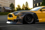 Clinched Carbon Widebody Ford Mustang GT Tuning 2017 9 190x127 Mehr geht nicht   Clinched Widebody Ford Mustang GT