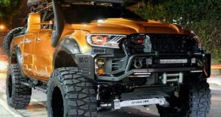 Custom Autobot Autoworks Ford Ranger Wildtrak Widebody Tuning 1 310x165 Blaues Monster   Widebody Jeep Wrangler by Autobot