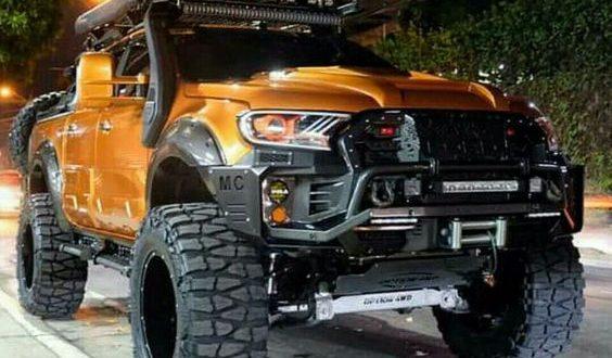 Autobot Autoworks Ford Ranger Wildtrak - Tuningblog