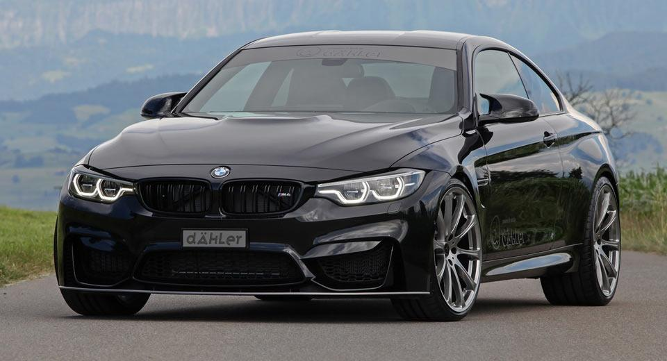 540 ps d hler bmw m4 f82 coupe with competition package. Black Bedroom Furniture Sets. Home Design Ideas