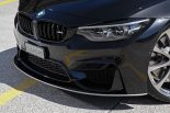 Dähler BMW M4 F82 Coupe Competition Package 2017 Tuning 3 155x103 540 PS   Dähler BMW M4 F82 Coupe mit Competition Package