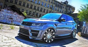 Enkahnz Barugzai Widebody Kit Range Rover Sport Tuning 4 310x165 Enkahnz Barugzai Widebody Kit am Range Rover Sport