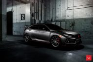 Honda Civic Type R Vossen VFS10 Tuning 2 190x127 Twins? 2 x Honda Civic Type R auf Vossen Wheels Felgen