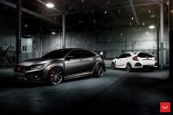 Honda Civic Type R Vossen VFS10 Tuning 7 190x127 Twins? 2 x Honda Civic Type R auf Vossen Wheels Felgen