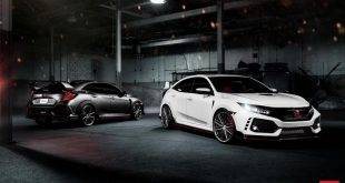 Honda Civic Type R Vossen VFS4 Felgen Tuning 1 310x165 Vossen Wheels Forged ML R3 Alu's am Audi R8 Coupe