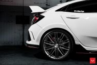 Honda Civic Type R Vossen VFS4 Felgen Tuning 6 190x127 Twins? 2 x Honda Civic Type R auf Vossen Wheels Felgen