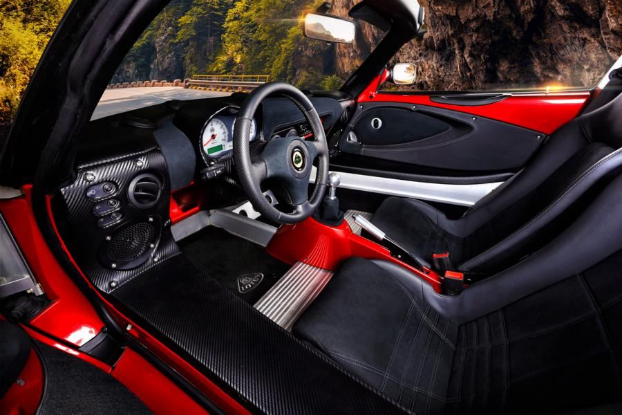 Interieur Carbon Motors Lotus ELISE Series II Tuning 1 Nobles Interieur   Carbon Motors Lotus ELISE Series II