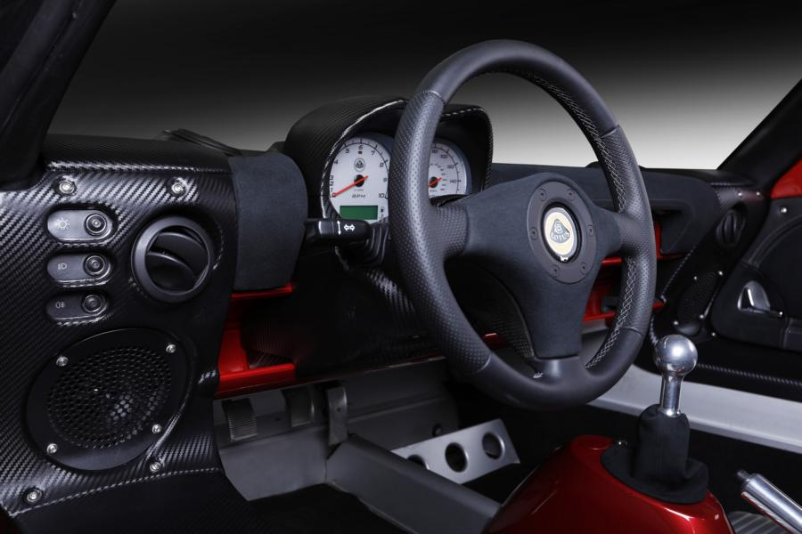 Nobles interieur carbon motors lotus elise series ii for Carbon interieur