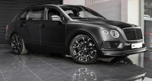 Kahn Design Bentley Bentayga Le Mans Edition Tuning 9 310x165 Mega   Kahn 6x6 Civilian Carrier Defender Umbau in Genf