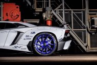 Liberty Walk Lamborghini Aventador LP750 SV Widebody Tuning 6 190x127 WTF   Liberty Walk Widebody Lamborghini Aventador LP750 SV