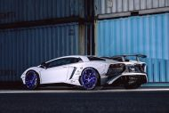 Liberty Walk Lamborghini Aventador LP750 SV Widebody Tuning 7 190x127 WTF   Liberty Walk Widebody Lamborghini Aventador LP750 SV