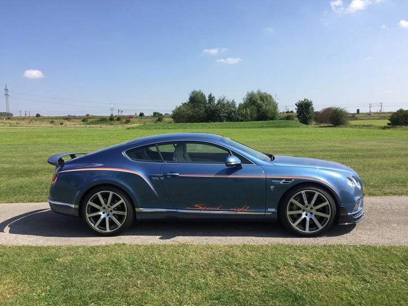MTM Bentley Continental GT Birkin Speed Eight Tuning 2017 1 Monster   MTM Bentley Continental GT Birkin Speed Eight