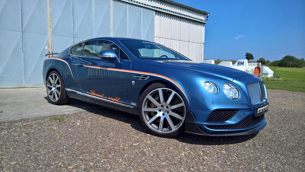 MTM Bentley Continental GT Birkin Speed Eight Tuning 2017 4 Monster   MTM Bentley Continental GT Birkin Speed Eight