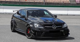 Mercedes Benz C63 AMG Coupe Edition 507 W204 1 310x165 Inden Design   Mercedes Benz C63 AMG Coupe Edition 507