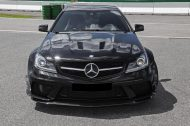Mercedes Benz C63 AMG Coupe Edition 507 W204 3 190x126 Inden Design   Mercedes Benz C63 AMG Coupe Edition 507
