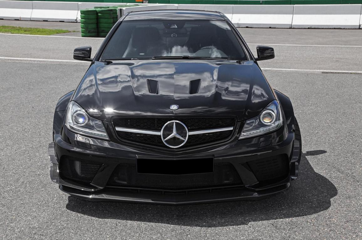 Mercedes Benz C63 AMG Coupe Edition 507 W204 3 Inden Design   Mercedes Benz C63 AMG Coupe Edition 507