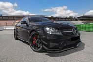Mercedes Benz C63 AMG Coupe Edition 507 W204 4 190x127 Inden Design   Mercedes Benz C63 AMG Coupe Edition 507