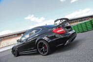 Mercedes Benz C63 AMG Coupe Edition 507 W204 9 190x127 Inden Design   Mercedes Benz C63 AMG Coupe Edition 507