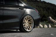 Mercedes C63 AMGs Folierung Z Performance Wheels 3 190x127 Eleganter Stuttgarter   Mercedes C63 AMGs auf 20 Zöllern