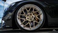 Mercedes C63 AMGs W205 Tuning 20 Zoll Tieferlegung 2 190x107 Eleganter Stuttgarter   Mercedes C63 AMGs auf 20 Zöllern
