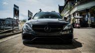 Mercedes C63 AMGs W205 Tuning 20 Zoll Tieferlegung 3 190x107 Eleganter Stuttgarter   Mercedes C63 AMGs auf 20 Zöllern