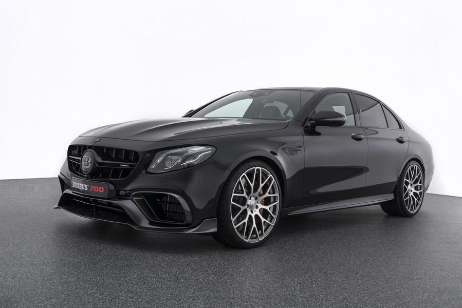 Mercedes E63 S AMG 4MATIC W213 BRABUS 700 Tuning 1 700 PS   Mercedes E63 S AMG 4MATIC+ als BRABUS 700