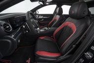 Mercedes E63 S AMG 4MATIC W213 BRABUS 700 Tuning 19 190x127 700 PS   Mercedes E63 S AMG 4MATIC+ als BRABUS 700