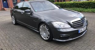 Mercedes S65 AMG W221 Tuning Maybach 2 310x165 Perfekt   Mercedes S65 AMG mit +700 PS by TIP Exclusive