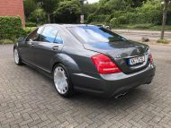 Mercedes S65 AMG W221 Tuning Maybach 4 190x143 Perfekt   Mercedes S65 AMG mit +700 PS by TIP Exclusive