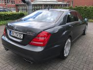 Mercedes S65 AMG W221 Tuning Maybach 5 190x143 Perfekt   Mercedes S65 AMG mit +700 PS by TIP Exclusive