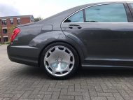 Mercedes S65 AMG W221 Tuning Maybach 6 190x143 Perfekt   Mercedes S65 AMG mit +700 PS by TIP Exclusive