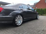 Mercedes S65 AMG W221 Tuning Maybach 7 190x143 Perfekt   Mercedes S65 AMG mit +700 PS by TIP Exclusive