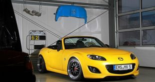 SPS Motorsport GmbH Mazda MX 5 Turbo Tuning 9 310x165 Spacige Optik   Ducks Garden Bodykit am Mazda MX 5