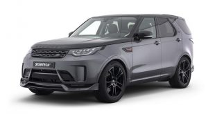 STARTECH Land Rover Discovery Tuning 2017 1 310x165 Mächtig   20 Zöller & massives Lift Kit am Toyota Fortuner