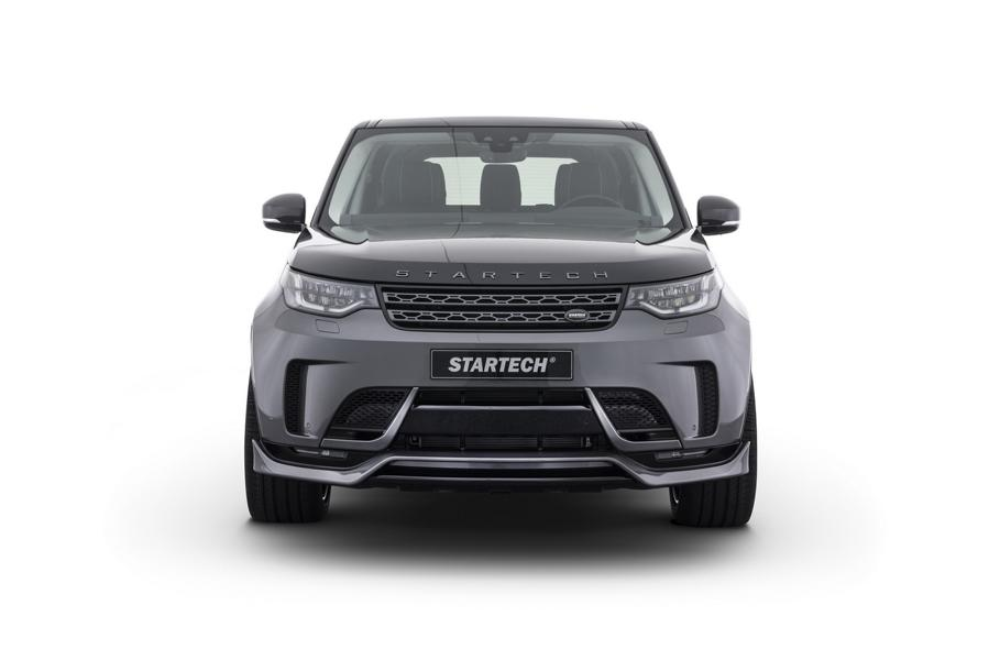STARTECH Land Rover Discovery Tuning 2017 4 Offroader im Maßanzug   STARTECH Land Rover Discovery